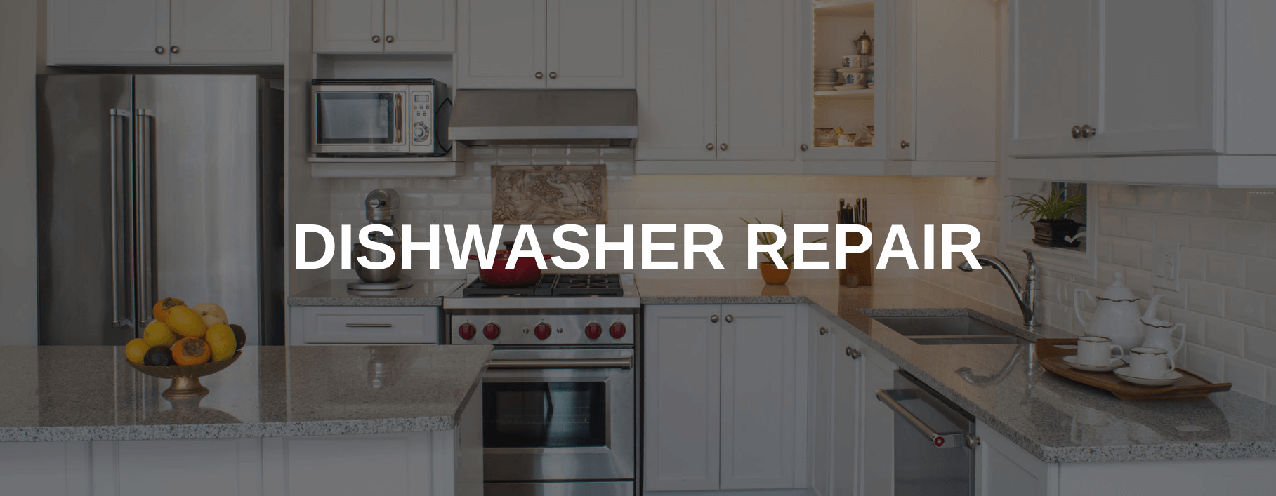 dishwasher repair centreville